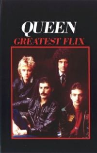 Cover Queen - Greatest Flix I [DVD]